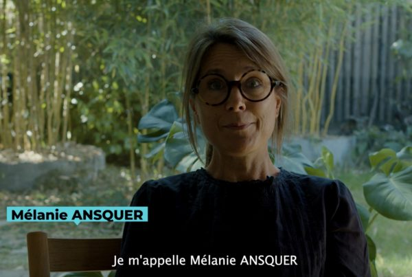 Interview portrait de Mélanie Ansquer, IAD France