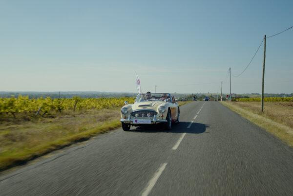 Extrait vidéo Rallye du Coeur